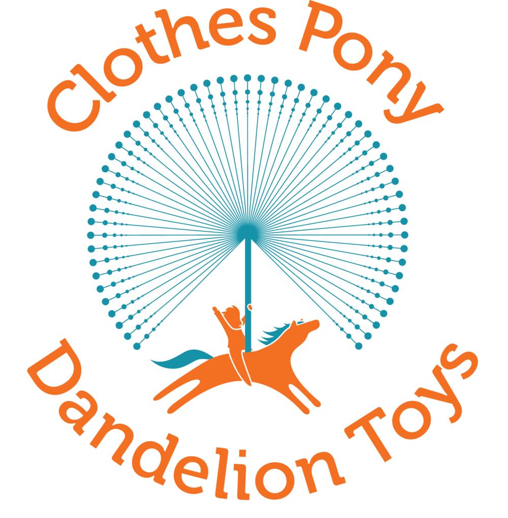 Clothes Pony & Dandelion Toys