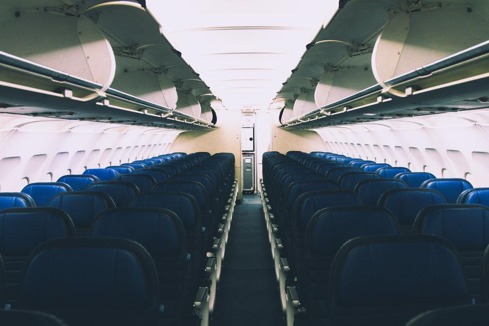 Aboard.