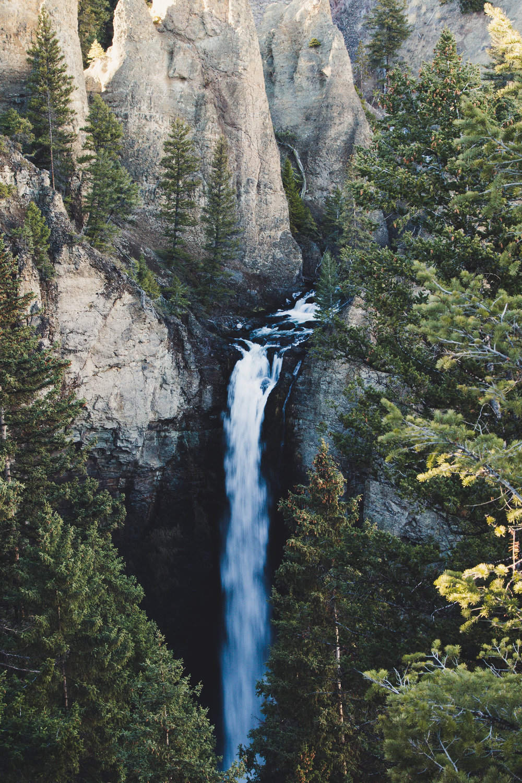 Tower Falls.