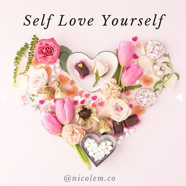"Self love yourself today more than ever this holiday and every day!  Here's a simple practice:  When you get discouraged or judge yourself in any way and you begin to have negative self talk whether it's that you didn't accomplish what you wanted, or that you're unhappy about the results of something, or you just are plain hard on yourself feeling that you could have done better - TRY THIS SIMPLE MINDSET FIX: {say ""Stop, I see you... I know that you're not happy BUT I can see that things are about to look up and here's why.... (and name the why and what you're good at already in this moment based on what you did accomplish naming some positives about yourself )________________"" ... and smile while you say it! You will be sure to have a shift in your outlook on life and yourself producing positive results in the next hour following 💗🤗. #selflove #selfcare #positiveselftalk #believeinyourself #newfoundhappiness #enrich #happiness #valentinesdaygift #plantingtheseedsoflife #change #mindset #shifts #hope #futureself #awareness #goals #beeasyonyourself  Learn more about our programs and offerings and sign up for FREE reminders of ways to shift your mindset living more of who you soulfully desired to be as your ""future ideal self"" #linkinbio  Photo credit: @socialsquares"