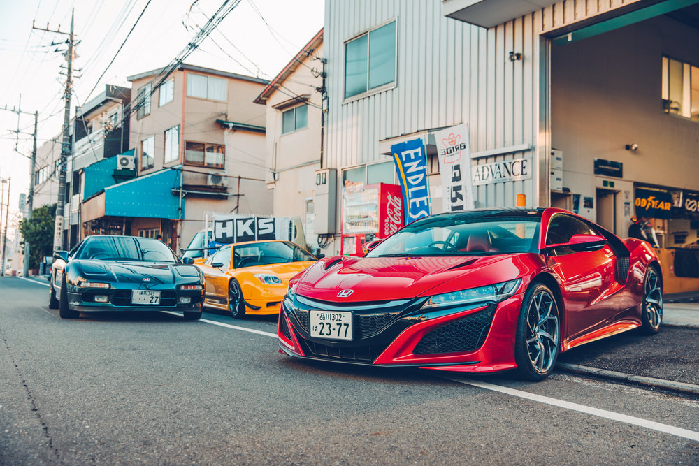 A visit to renowned NSX tuning and time attack specialist Advance Garage should prove revealing on that score.