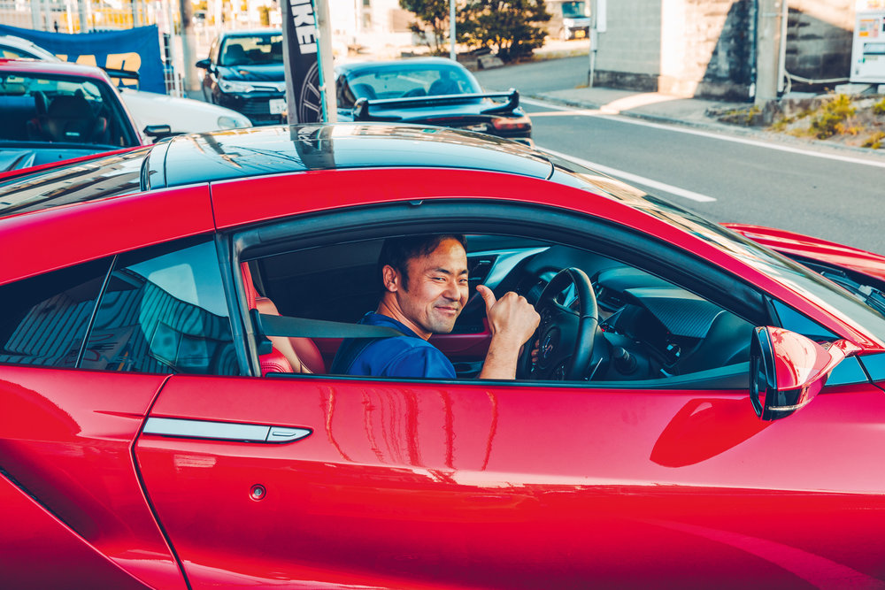 Tokyo locals give the new car a resounding thumbs-up, but what's the view of hardcore NSX enthusiasts?