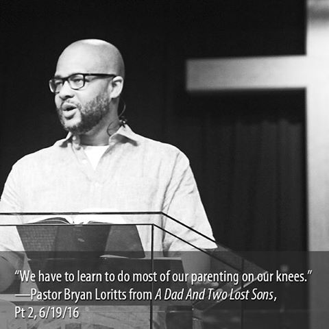 #bryanloritts #FathersDay #TwoLostSons #ALCFmessages #PastorBryan  (at ALCF)