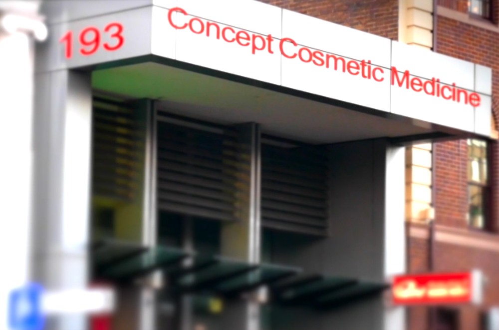 Concept Cosmetic Medicine, Drummoyne (Head Office)