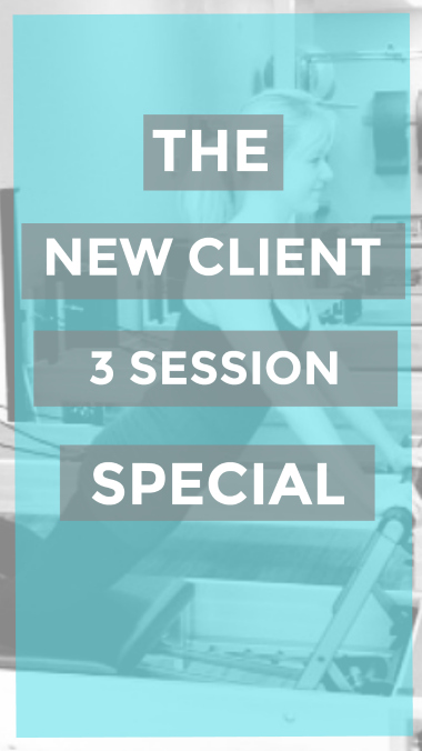 New Client Special $219 - If you're starting your practice and want more guidance before beginning your classes, our New Client Special is for you. Your teacher will work one-on-one with you to address your specific needs and then either recommend an appropriate class, offer modifications you'll need to know for your classes, or if appropriate, continue working in a private setting. Includes 3 private sessions.Requirements: new students onlyExpiration: must be used within 21 days of purchase.Please click the Book Now button, to fill out the New Client Profile form and we will contact you to book your first private appointment. First appointments can not be booked online. This allows us to set you up with an appropriate instructor and recommend a program.$219