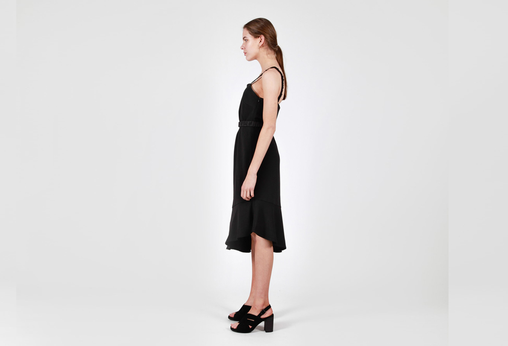fa6baf18d9 Búl Hermosa Dress Black — Homeroom Design