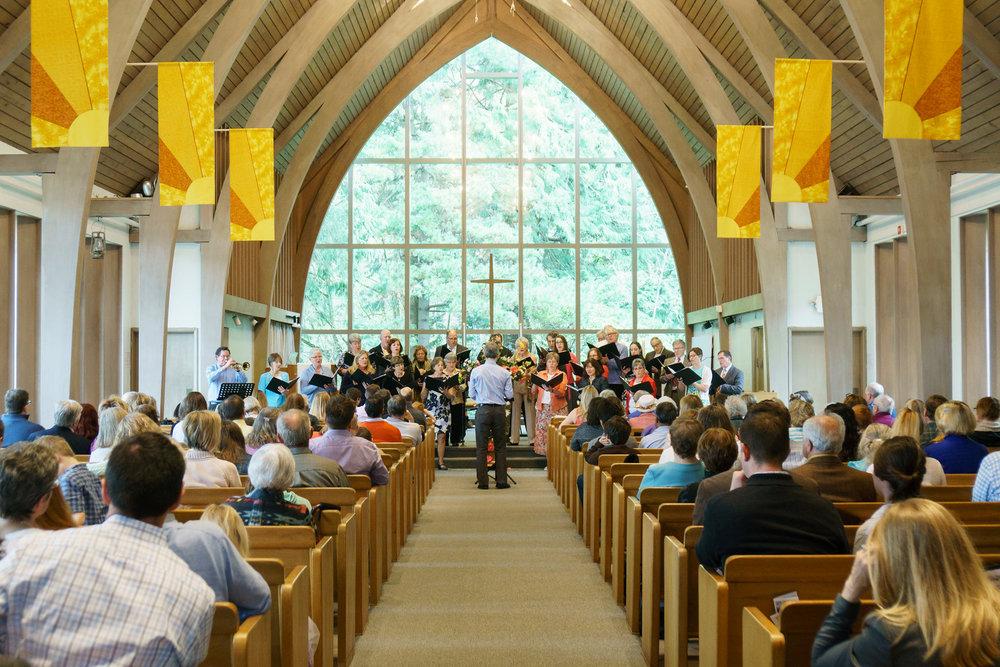 Fauntleroy Choir