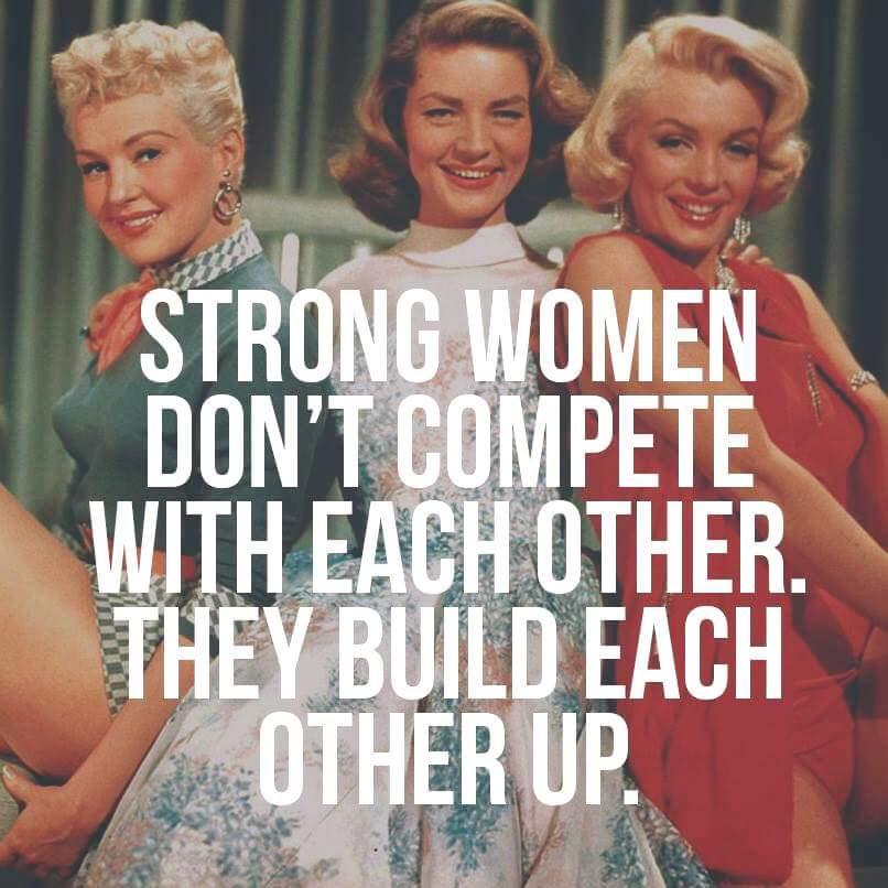 Real Women Build Each Other Up Julie Landreth