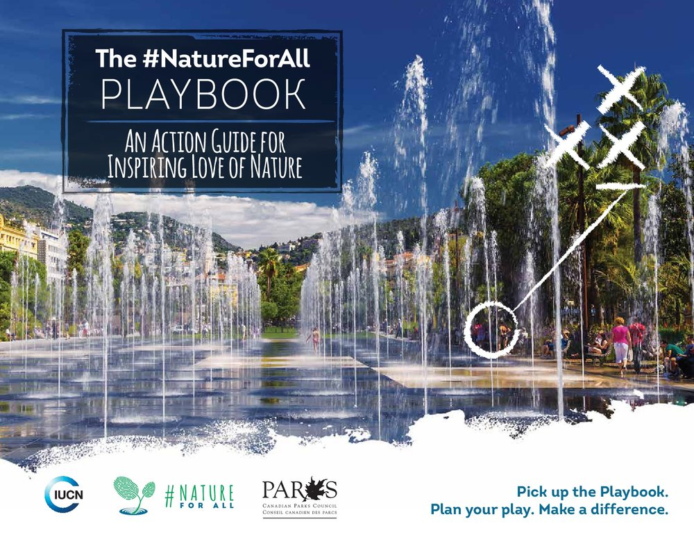 Create your own play for Nature with #NatureForAll -