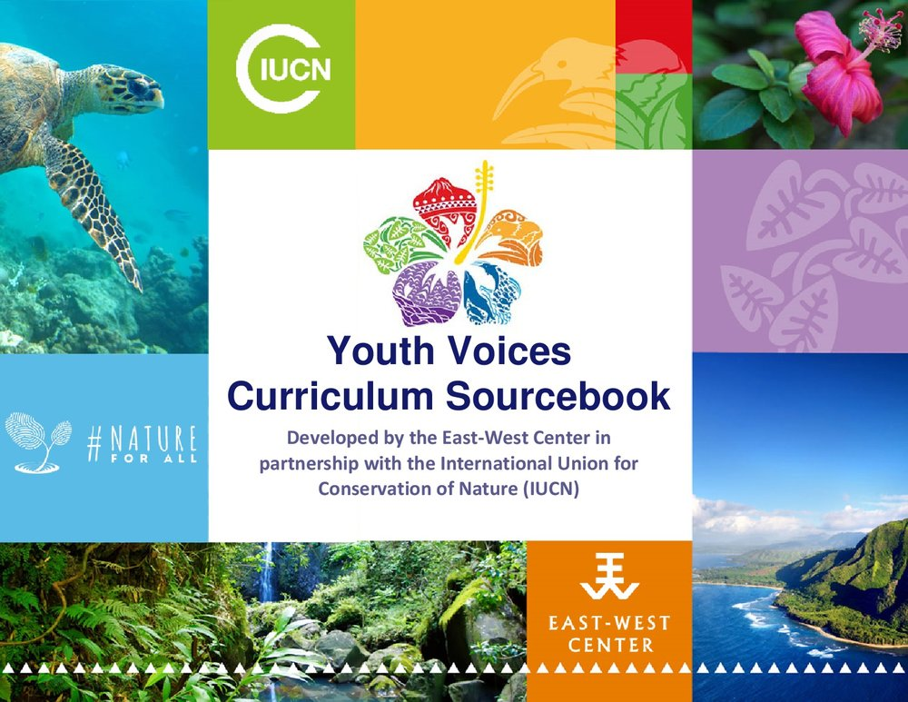 Teach your students how to have a voice for Nature. -