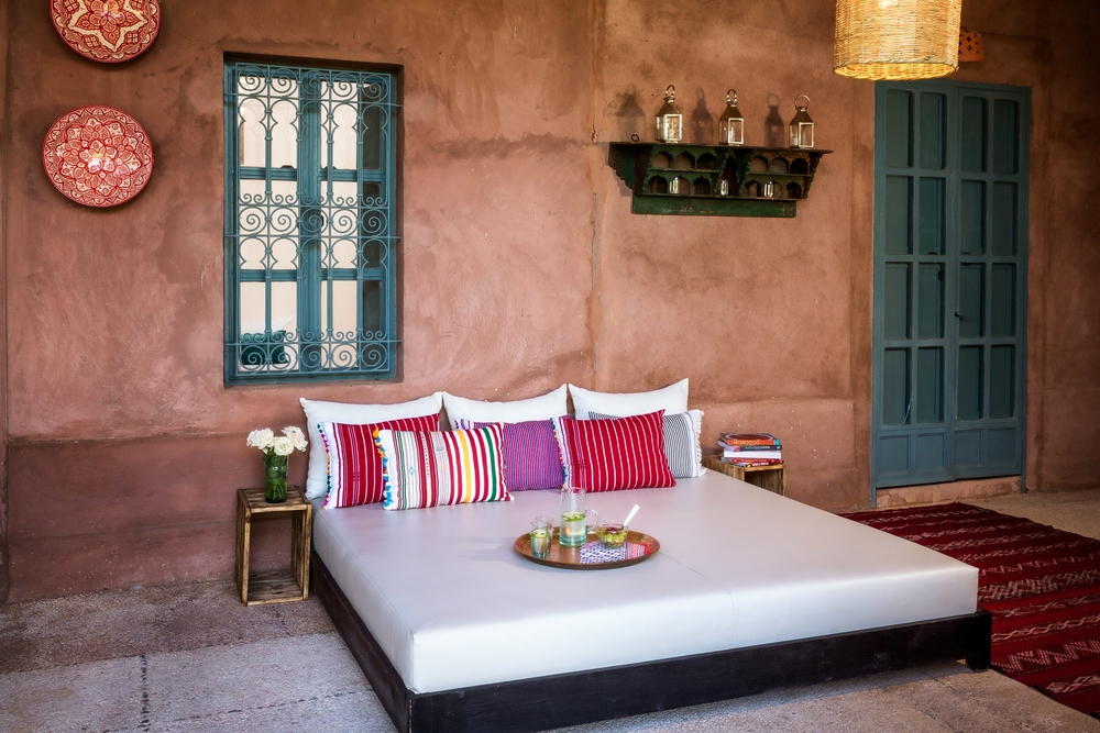 Villa Magtafa - Outdoor Bed