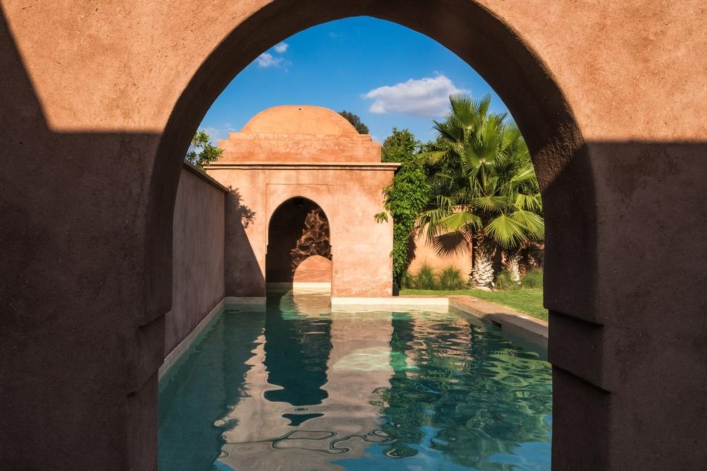 Villa Magtafa - Pool Kiosk