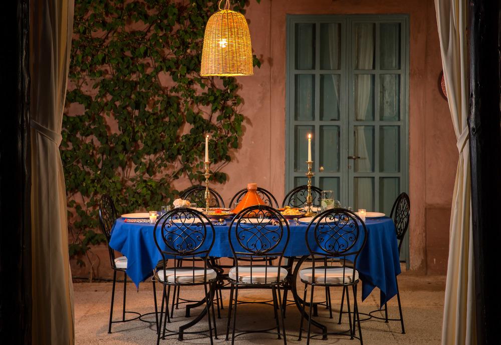 Villa magtafa - Dinner