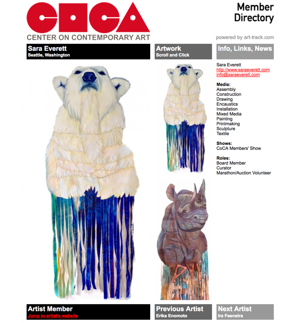 CoCA Online Membership Directory