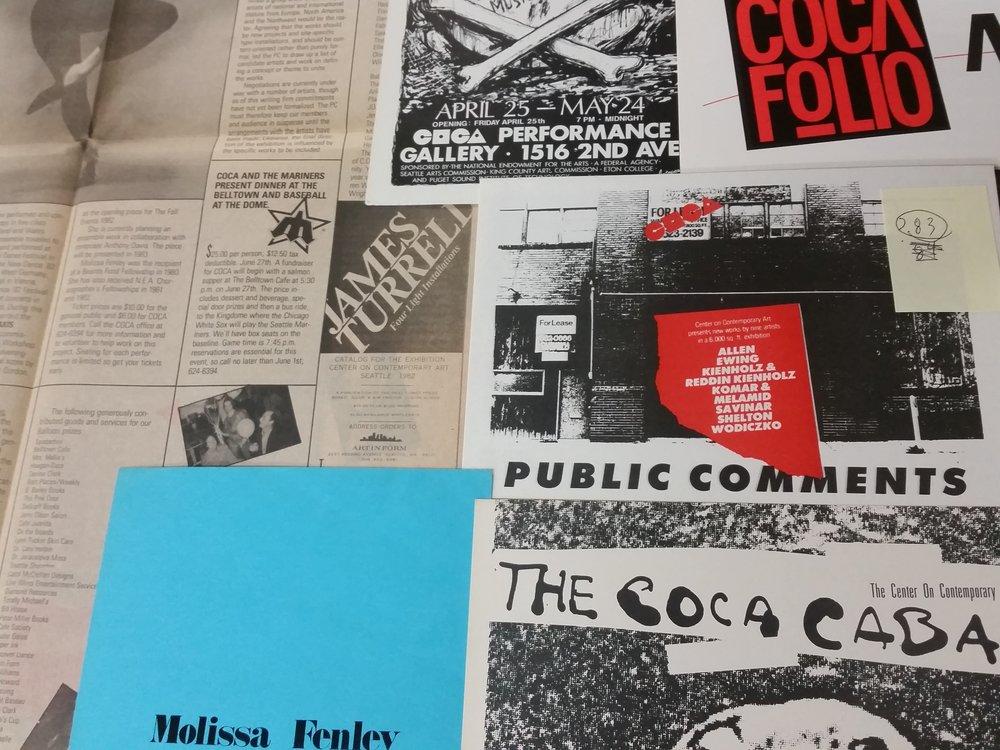 CoCA 1980's