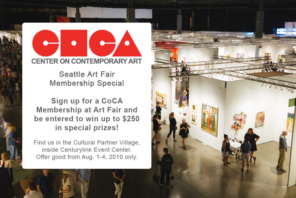 Current and Upcoming Events & Exhibitions — CoCA Seattle