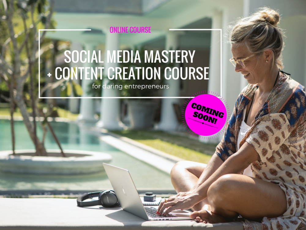 Social Media Online Course For Business Owners