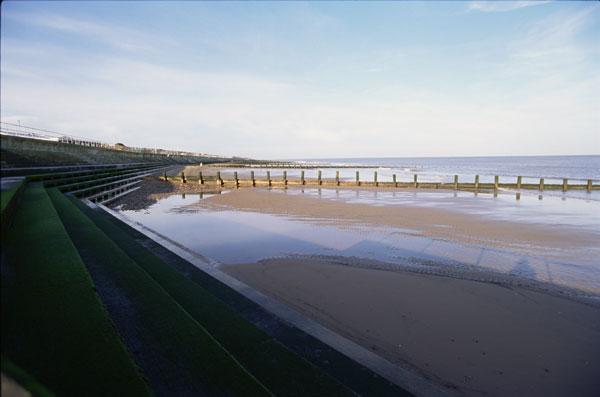Sutton On Sea Car Park