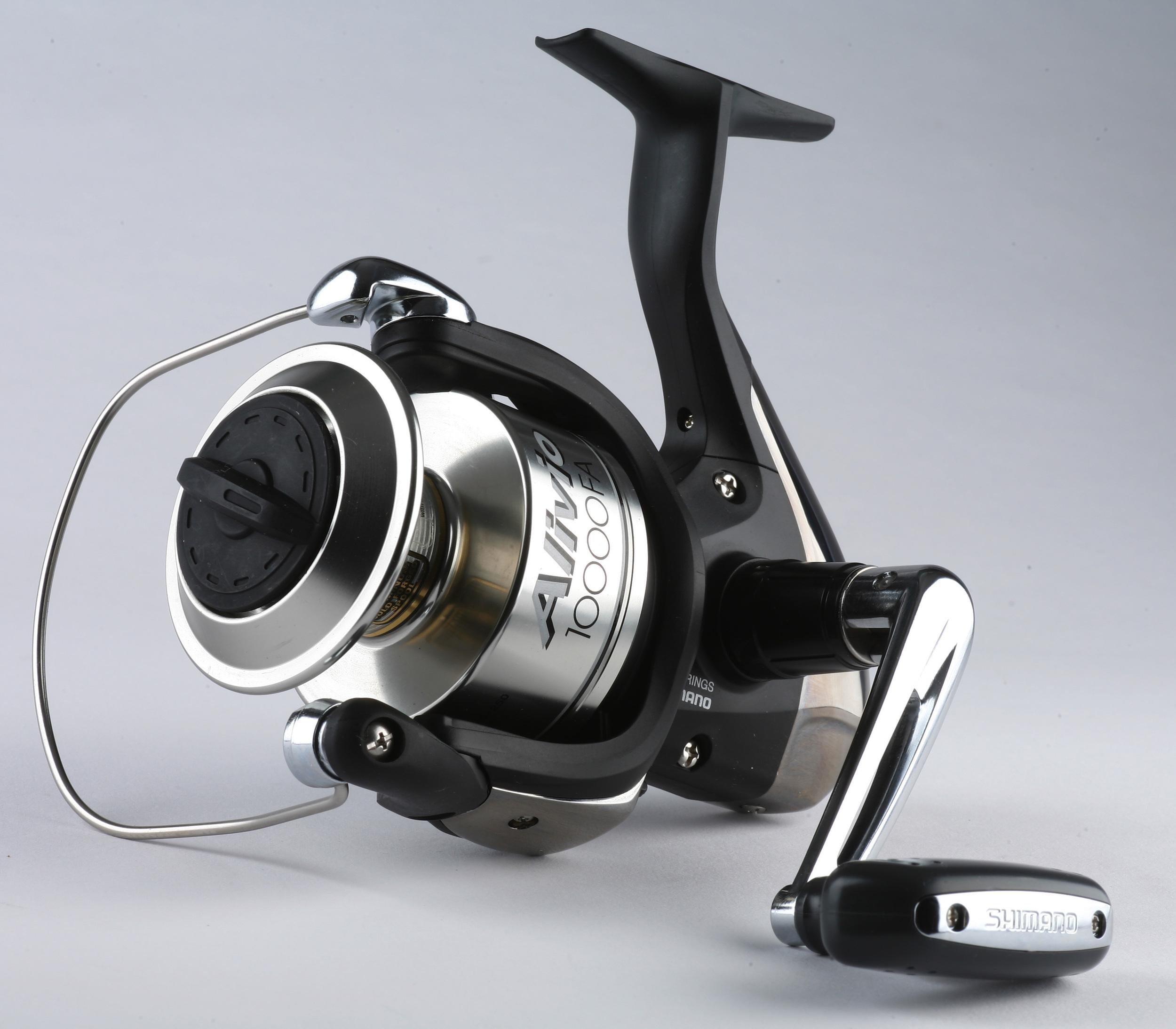 Shimano Alivio 10000FA fixed spool fishing reel — Sea Angler
