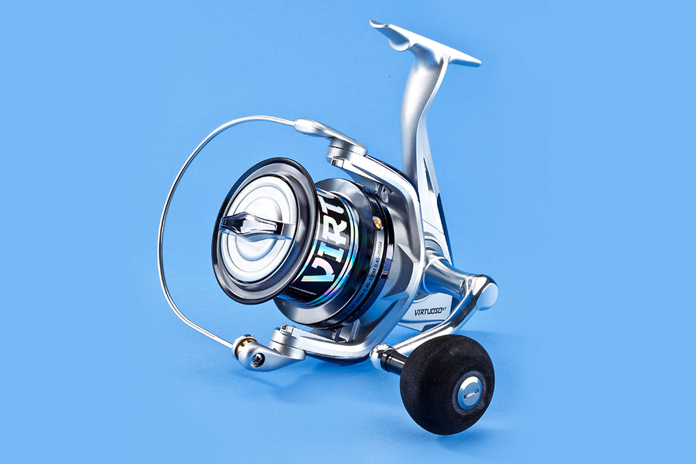 The Virtuoso XT is a precision-engineered reel