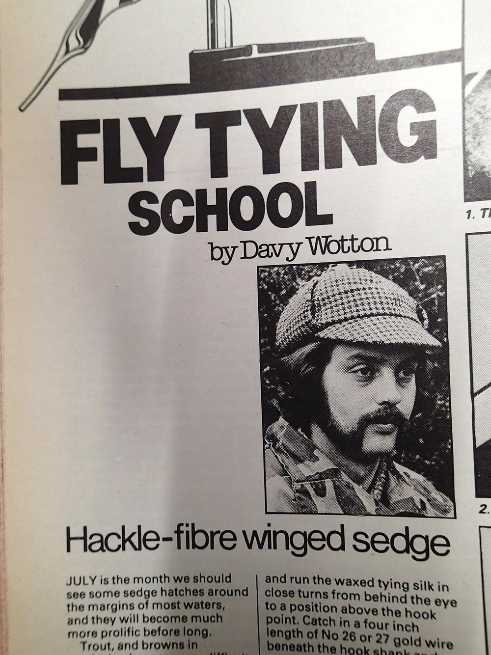 We don't know how many John Peel lookalike contests Davy Wotton actually won but we fancy it was more than one.