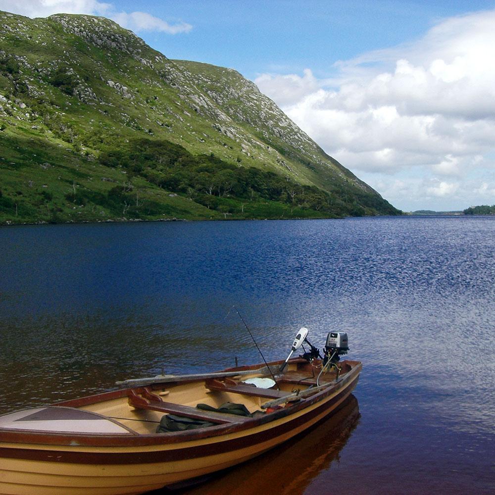 Lough Beagh, Glenveagh, Donegal