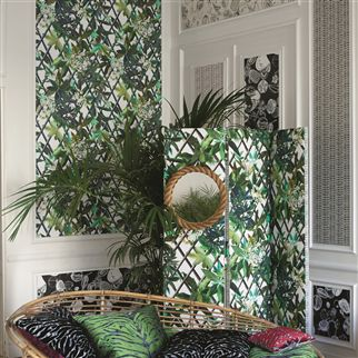 CHRISTIAN LACROIX FABRIC & WALLPAPER