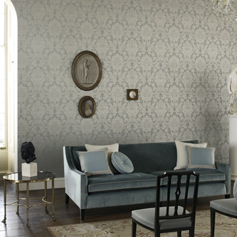 ZOFFANY WALLPAPER, FABRIC, TRIMMING, PAINT& RUGS