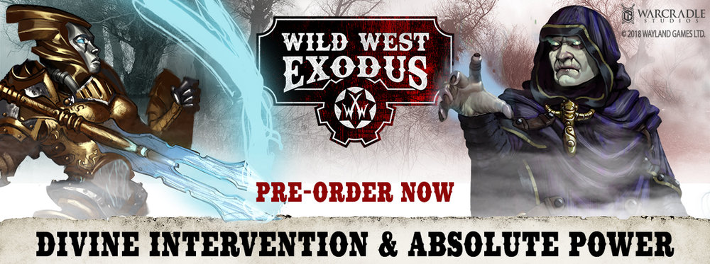 Wild West Exodus June Pre-Orders