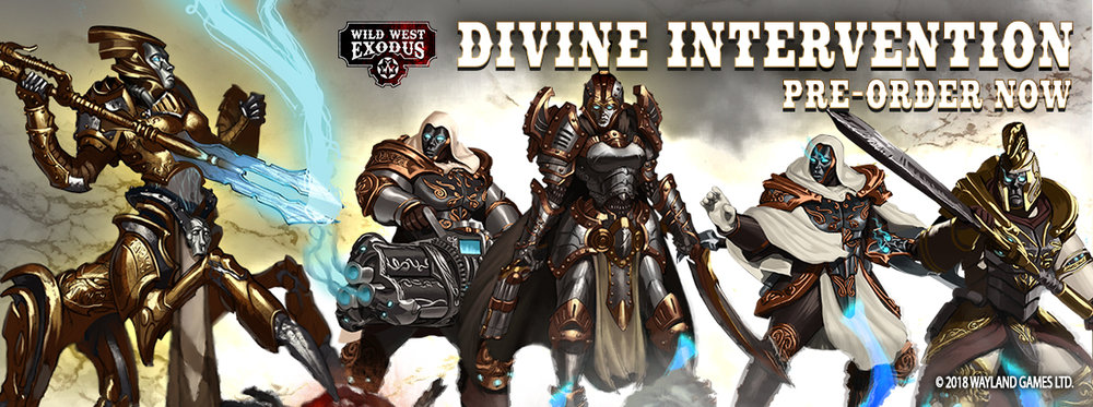 Wild West Exodus Divine Intervention Posse