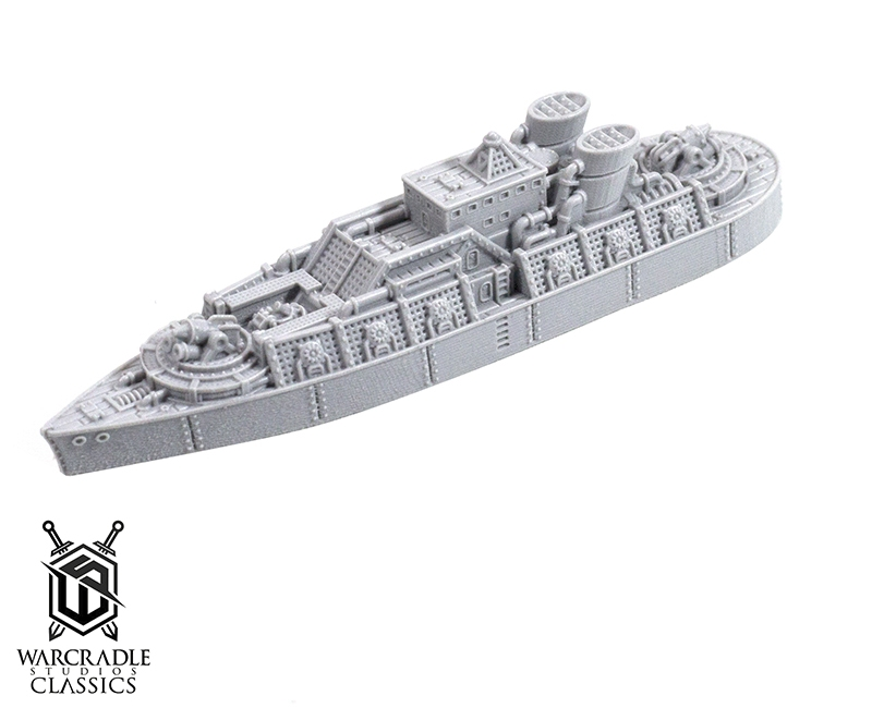 Donnerfaust Support Cruiser