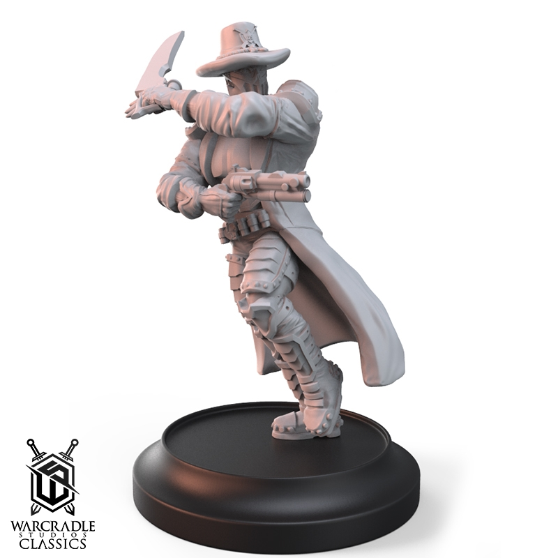 General Grant Alternate Sculpt
