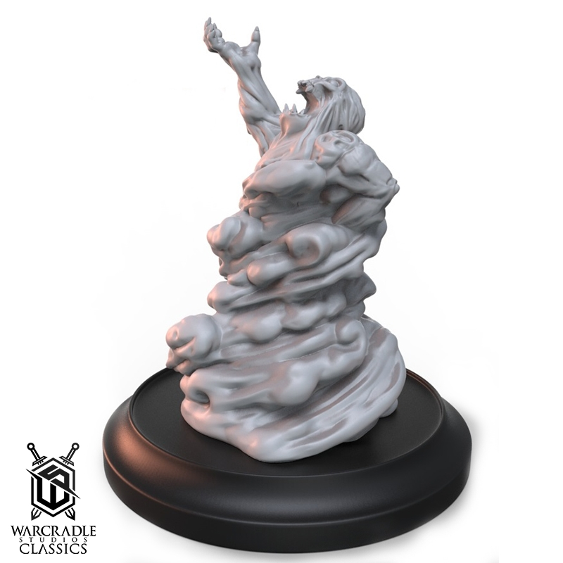 Spirit Apparition Alternate Sculpt