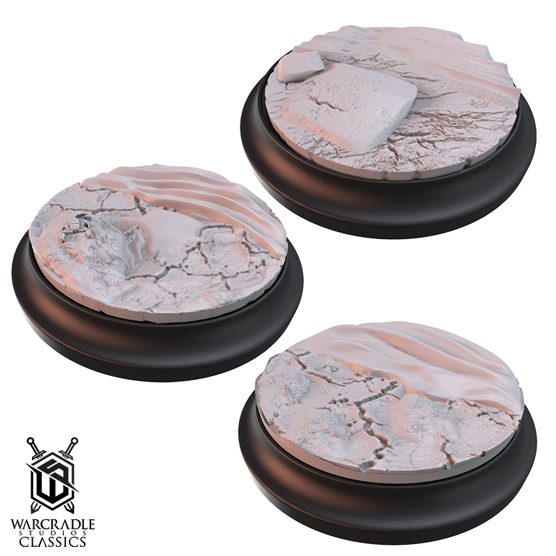 Union Badlands Medium Base Toppers