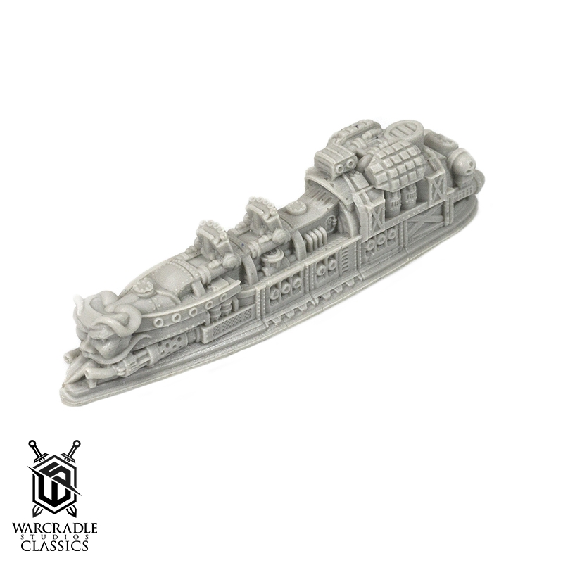 Yurei Terror Ship - Non-clear resin