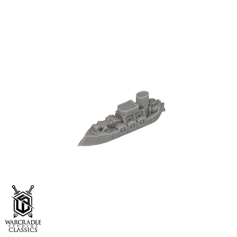 Protector Frigate