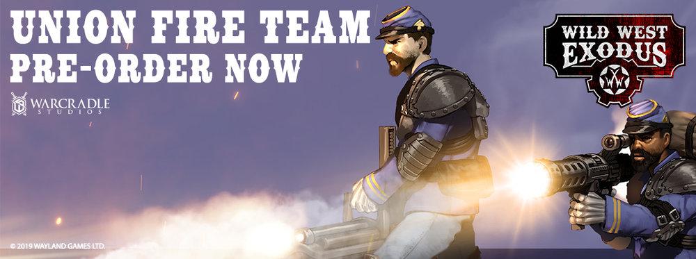 Union Fire Team