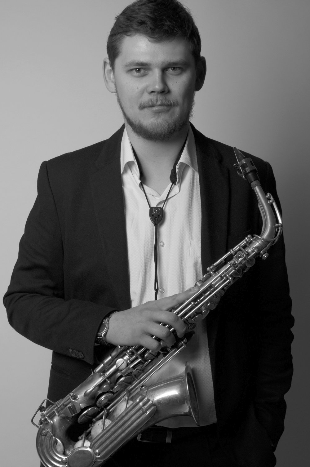 TAMAS | SAXOPHONE, CLARINET & FLUTE - Tamás is a professionally trained musician with emphasis on teaching saxophone, clarinet & flute. He is capable of teaching both classical and jazz repertoire to students of all levels and ages. In his home country of Hungary, Tamás performs at some of the most recognised venues and jazz festivals with high profile musicians.He has obtained Bachelor's Degree in Jazz Music at Trento Conservatory and Master's Degree at the Conservatory of Music in Milan, Italy.