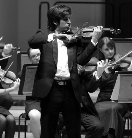 Violin teacher - Hampstead Music School