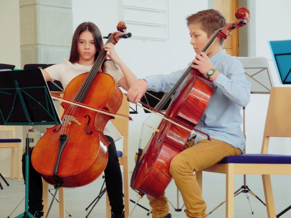Hampstead Music School Group Classes