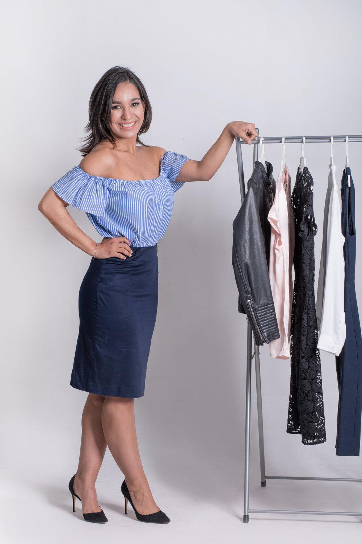 Daniela Kammoun, directora de Project Glam llega por primera vez a República Dominicana.