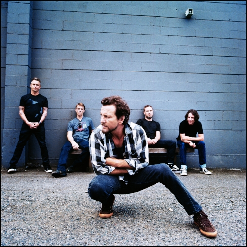 Photo credit Danny Clinch. Available for free download from  Pearl Jam