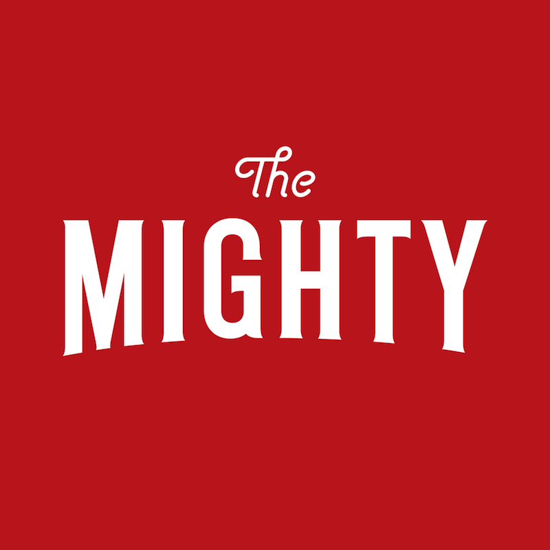 I am grateful and honored to have been featured on The Mighty.