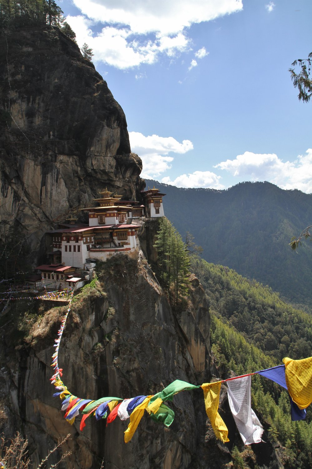 Tiger's Nest Monestery