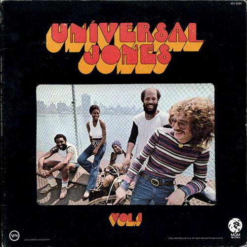 Universal Jones