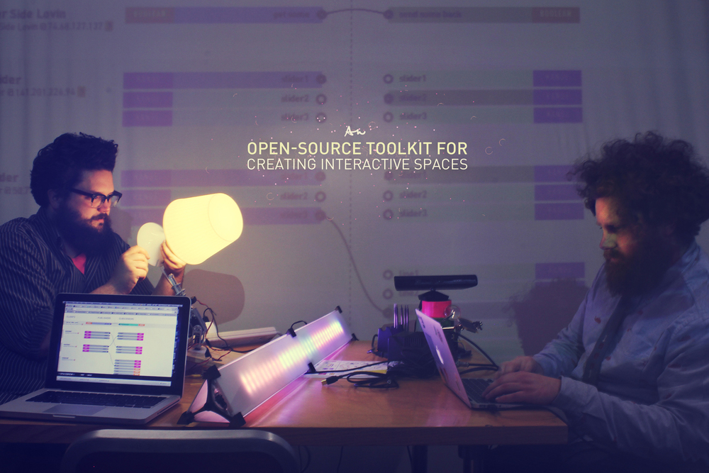 Spacebrew   An open-source toolkit for creating interactive spaces