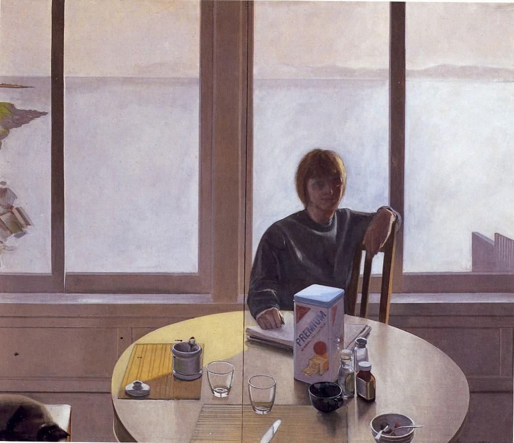 Robert Bechtle - Photo realist painter