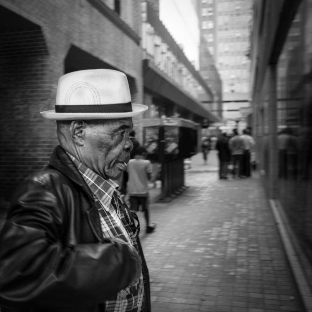 A Dapper Man (Durban South Africa)