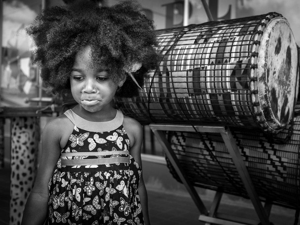 The Little Drummer Girl (Jo'borg)