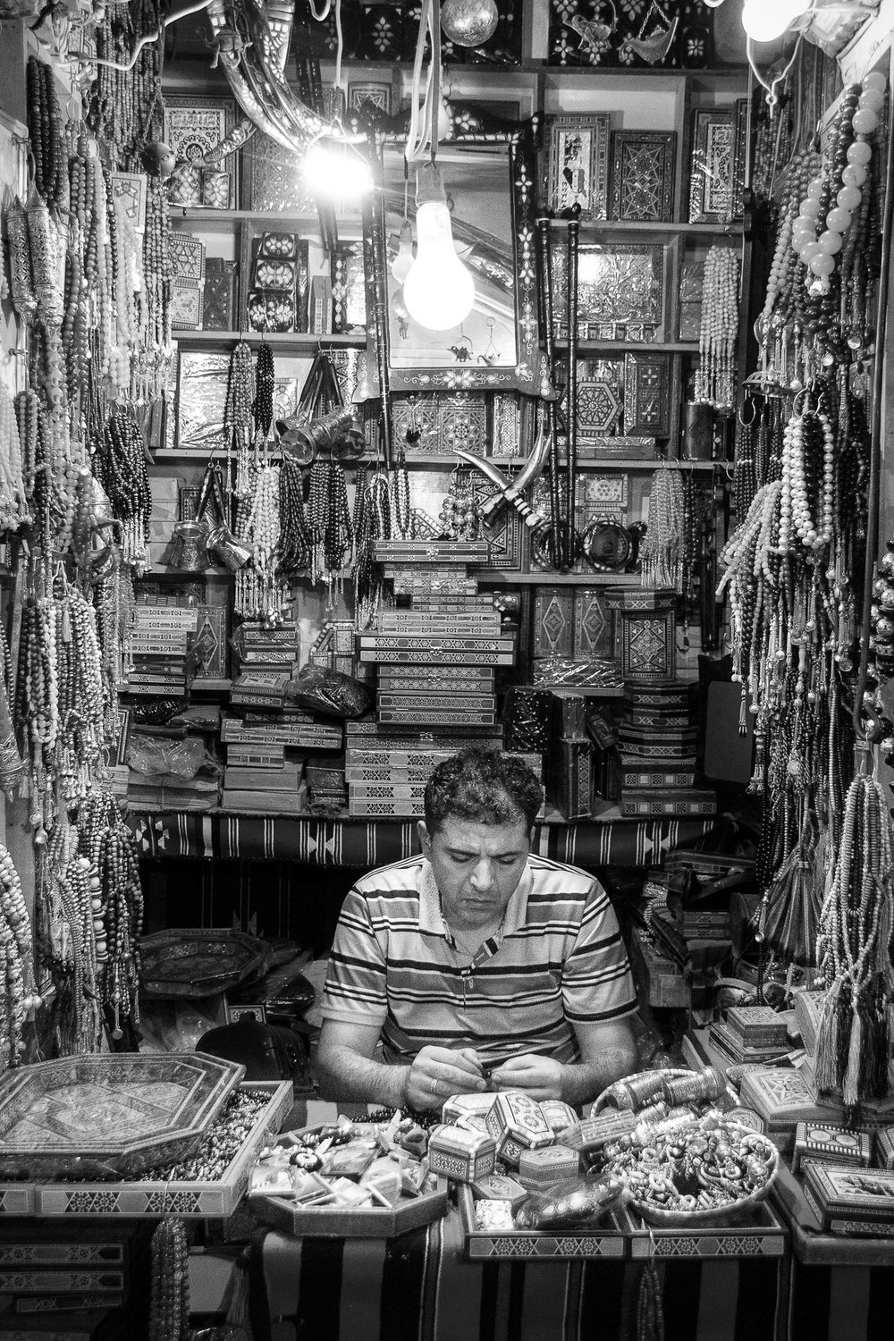 The Trinket Merchant (Aleppo)